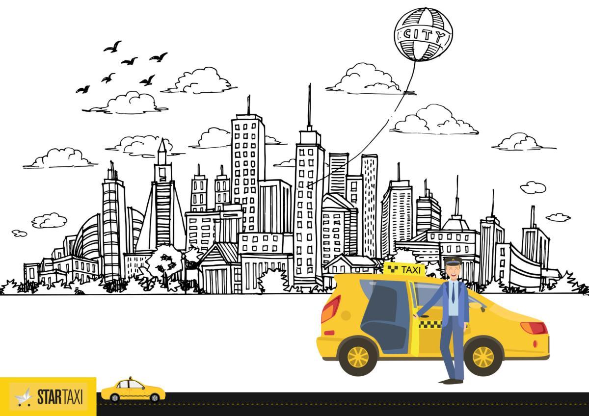 Oraș prietenos cu Star Taxi