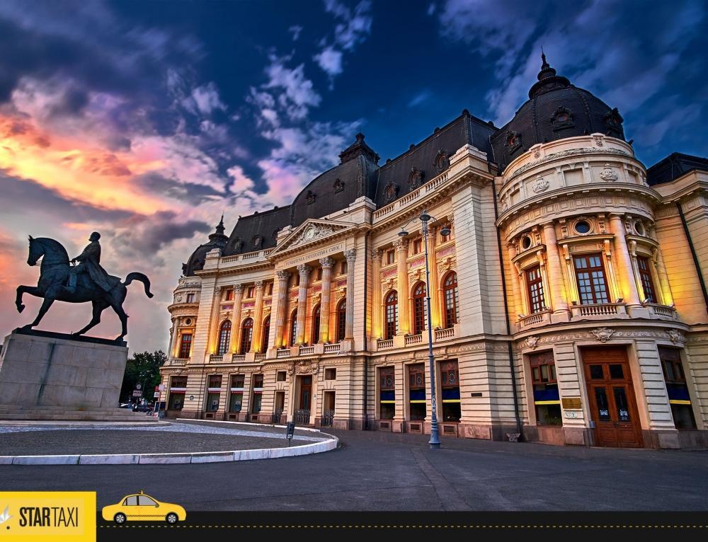Un altfel de tur al Bucureștiului. Descoperă farmecul orașului în care locuiești