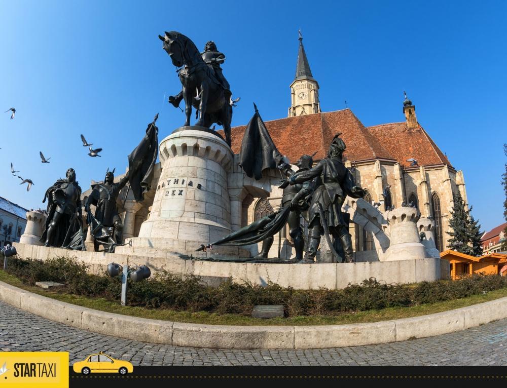 7 motive pentru care ar trebui să îți programezi un city-break în Cluj în minivacanța de 1 Mai