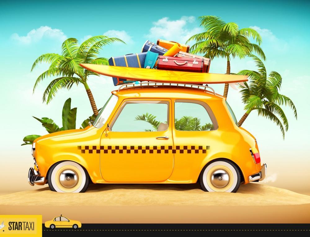 Top 3 destinații exotice unde te poți baza pe taxi