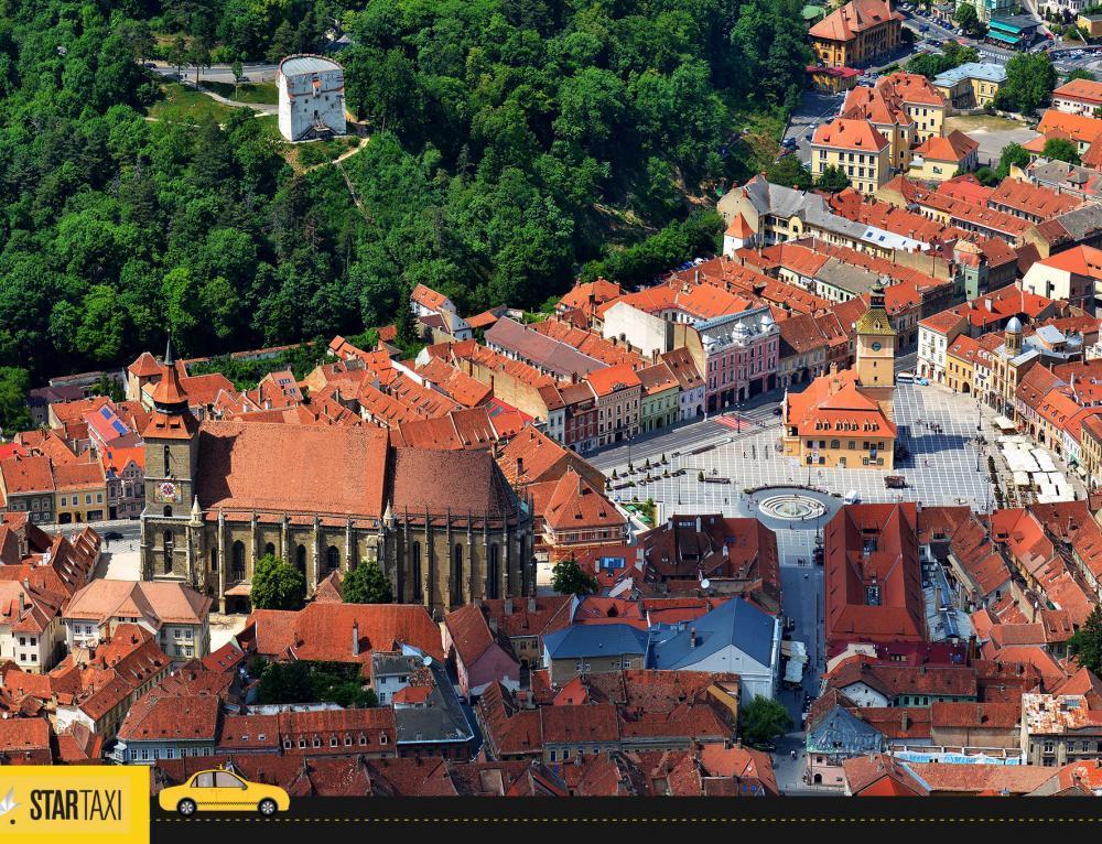 City-break în Brașov: mixul ideal între nou și vechi, la poalele Tâmpei