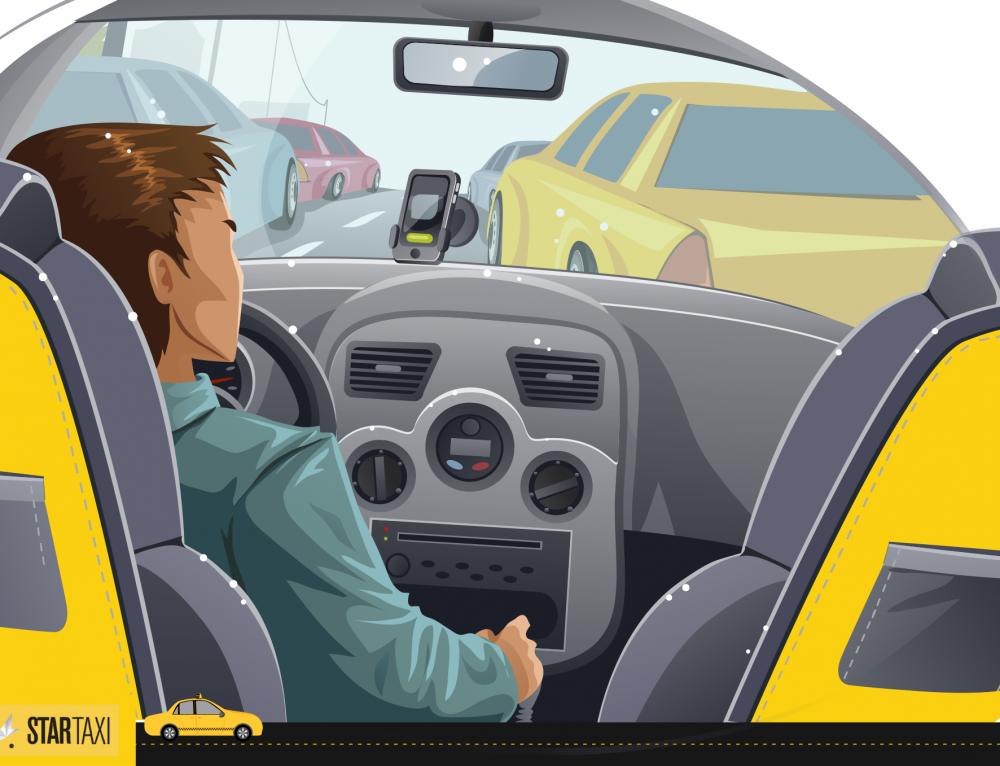 8 lucruri pe care să le faci în taxi