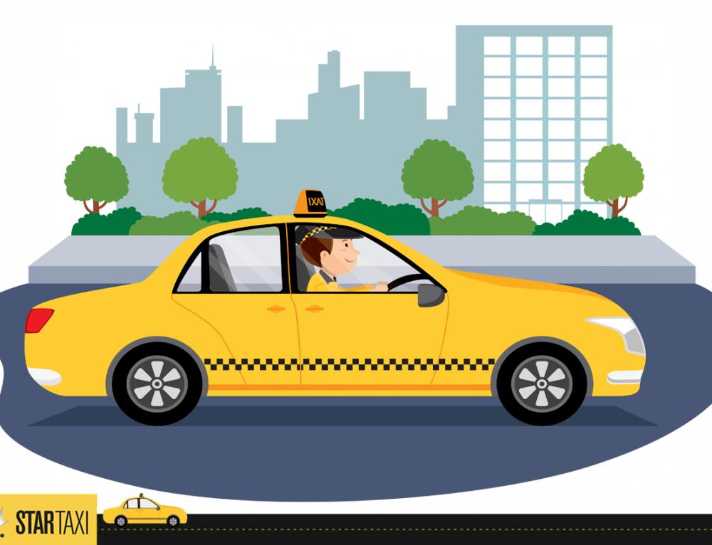 Top 5 motive pentru care să devii șofer de taxi